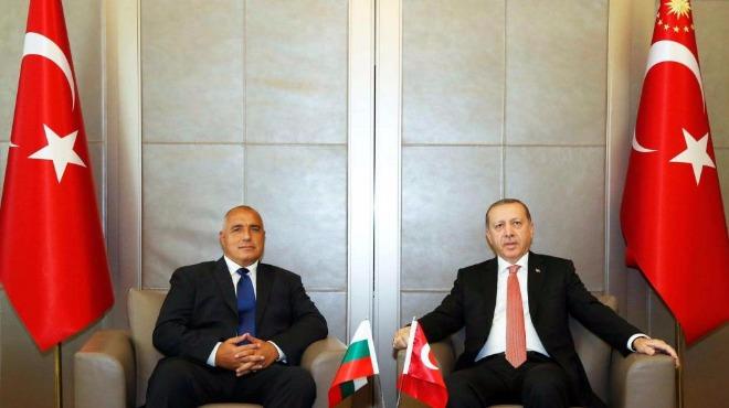 Ердоган и Борисов