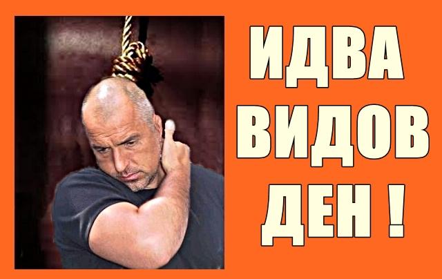 boiko2 Бойко Борисов видов ден