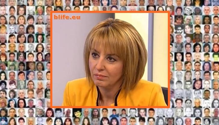 Мая Манолова с проект за мажоритарна изборна система