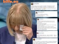 Крокодила рони сълзи, а Москва не вярва на сълзи!