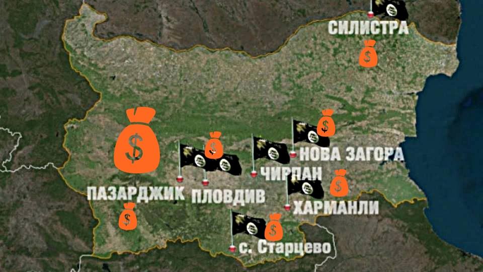 Борисов Карта