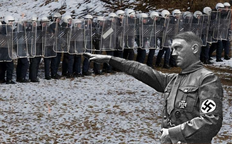 Идва ли Хитлерова зима + КОЛАЖИ
