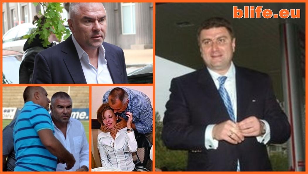 Марешки с чадър от Борисов, намекна Веселин Златев !