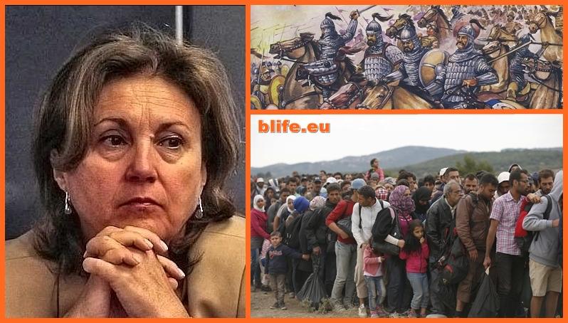 Румяна Бъчварова: И ние сме мигранти, от къде сме дошли ?