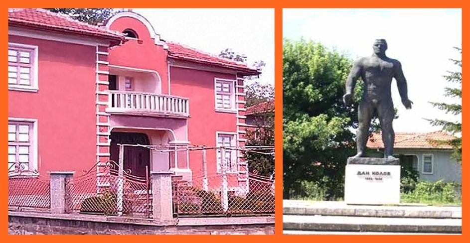 Музей Дан Колов