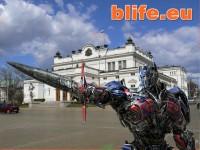 България е родината на Трансформърс