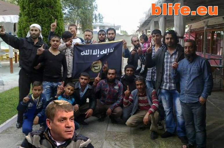 Имали бойци на ИД у нас + ВИДЕО