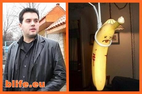 ГЕРБ убиват и за банани!
