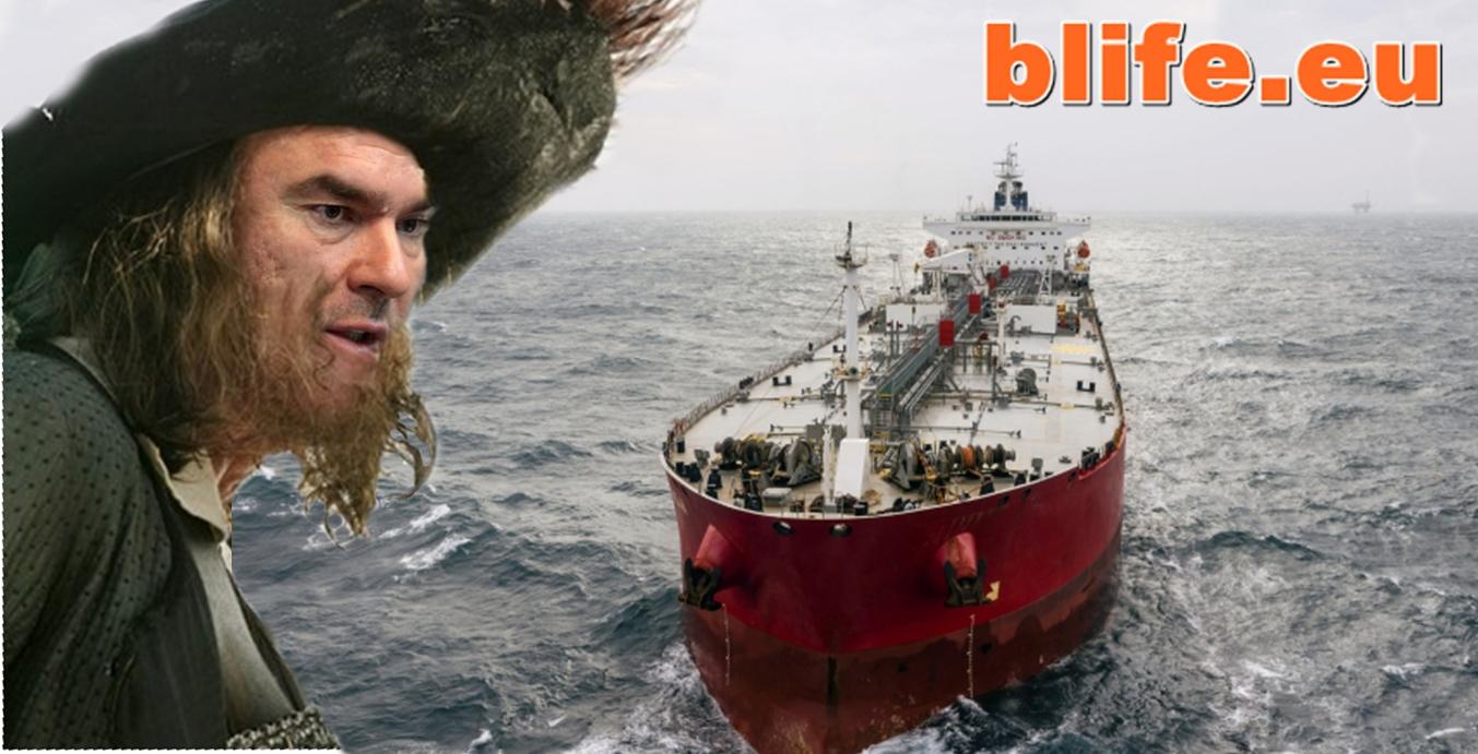Карибски пирати: ВОЛЯта на Комодора !