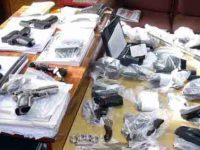 Вчера полицията нахлу в домът на Цветанов ! Вижте с какъв арсенал е разполагал !
