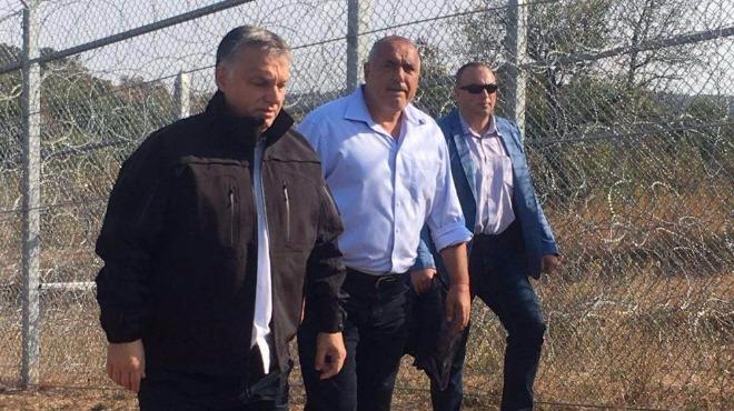 Борисов и Орбан
