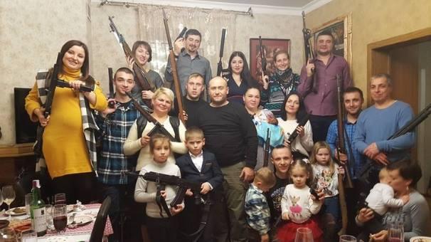 ВИЖТЕ! Снимка на семейство, което няма да бъде ограбено!