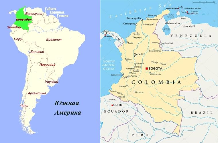 Да ти разкажа за Колумбия татко!