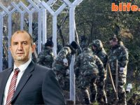 Проверка на оградата по границата ударила на камък Стфефан Пройнов