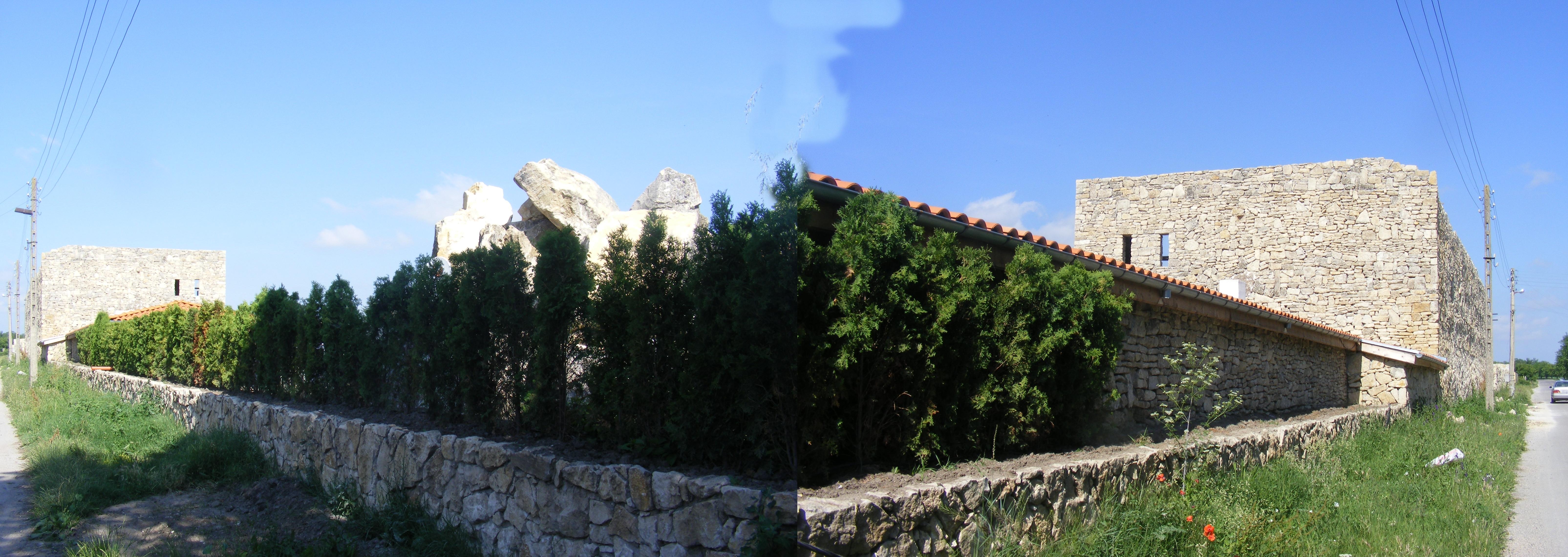 Крепост Кирилица Плиска
