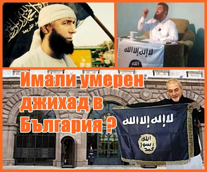 Има ли умерен джихад в България +ВИДЕО Стефан пройнов