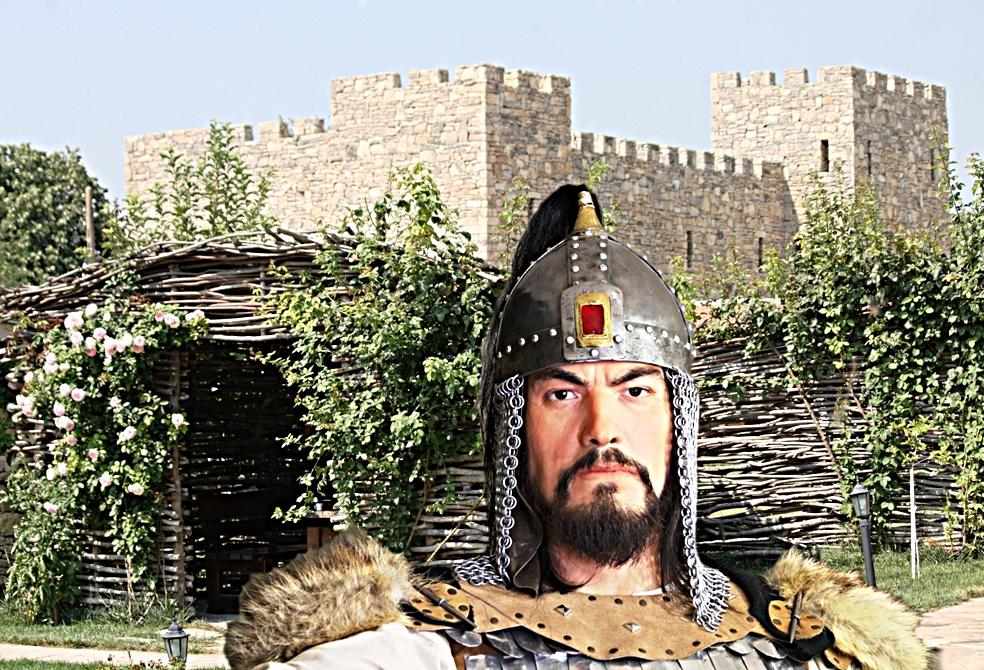Крепост Кирилица: Тук ще бъде България! Karen Aleksanqn Карен Алексанян