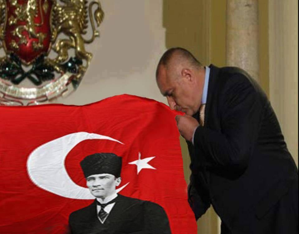 102 еничари от ГЕРБ махат окончателно Турското Робство от учебниците !