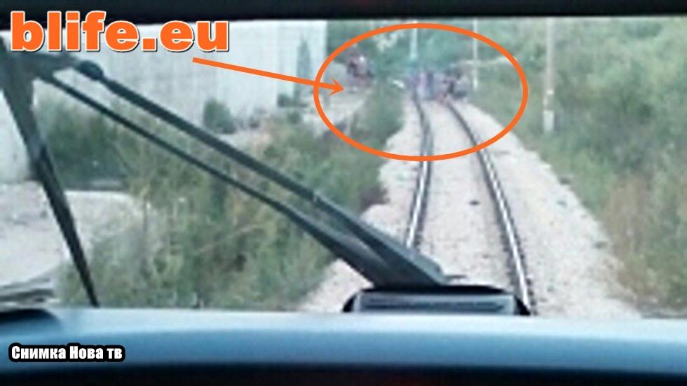 """ГЕРБ или циганите от """"Факултета"""" спряха влака ? Стефан Пройнов"""