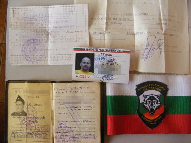 """Стефан Пройнов: Защо избрах Войнски съюз """"Васил Левски""""?"""