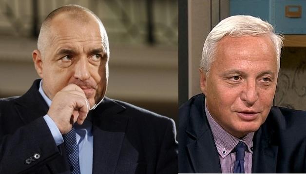 Борисов си призна, че ГЕРБ са нелегитимни като партия +ВИДЕО