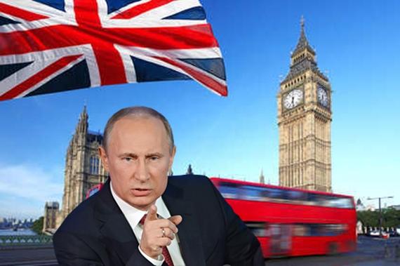 Владимир Путин към руснаците в Англия пазете се от атаки с кисилина