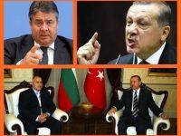 Ердоган към германския вицеканцлер: Кой си ти, за да говориш за президента на Турция?