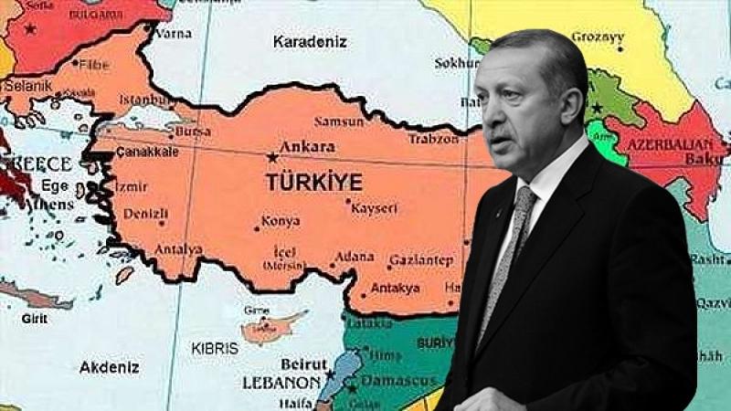 Внимание става страшно ! Турция с териториални претенции