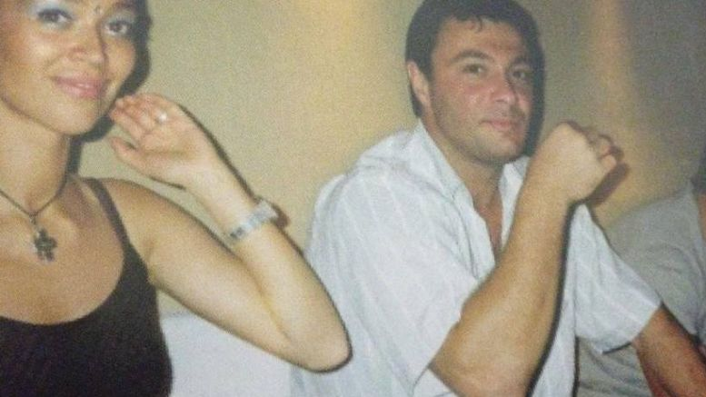 Жената на Георги Илиев Мая Илиева сега съм гола и беднa