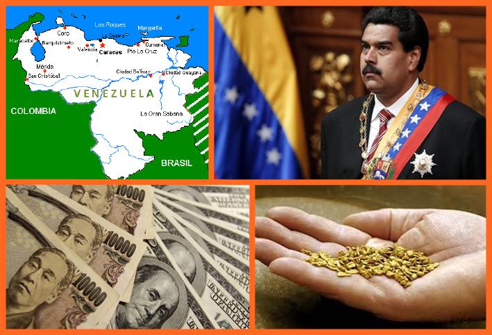 Венецуела не търгува вече с долари