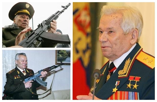 В Москва откриха голям паметник на създателя на АК-47