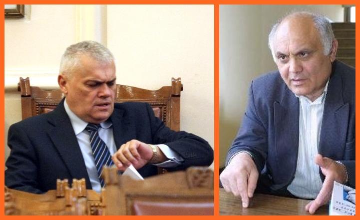 Янков срещу Радев