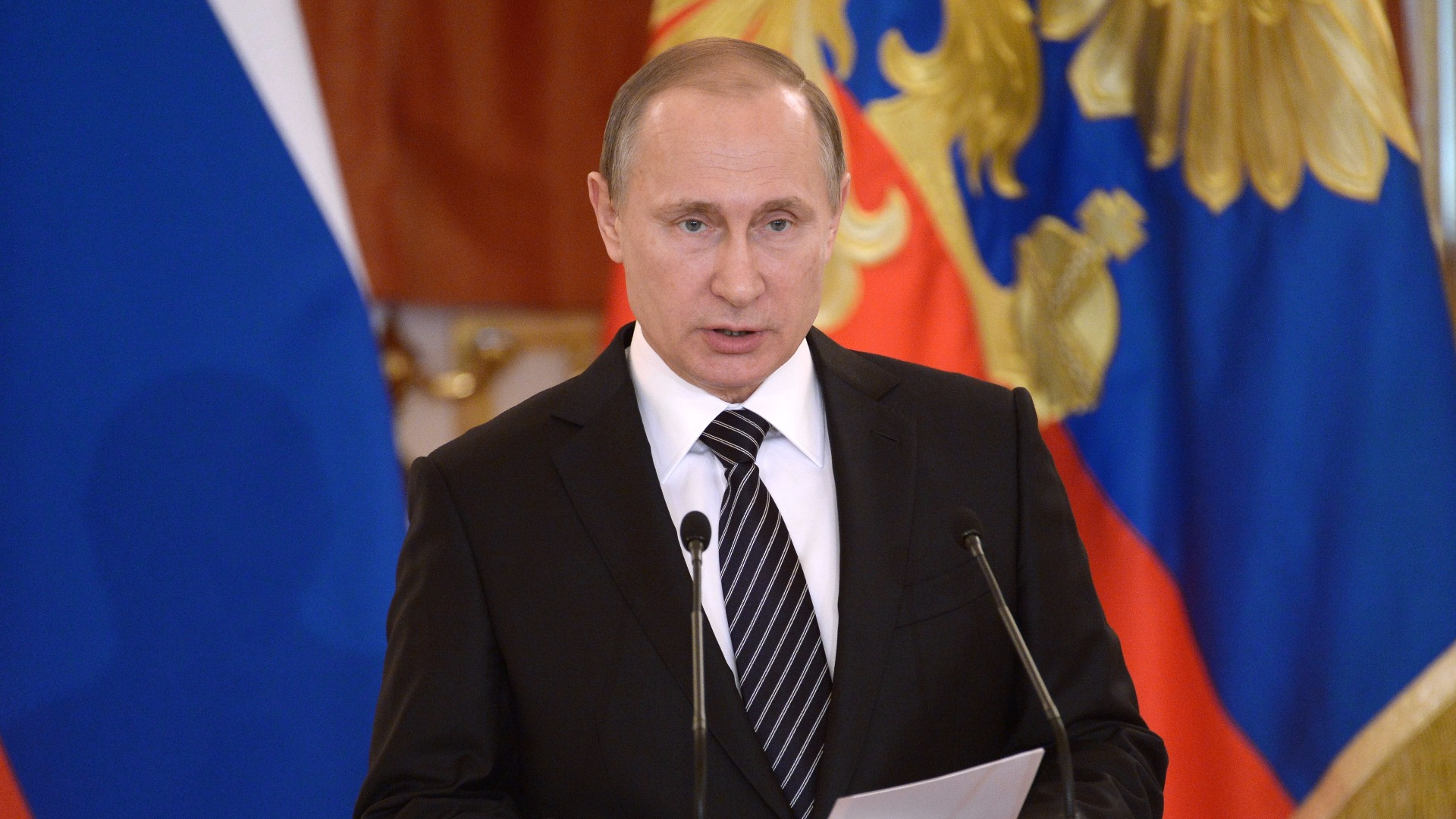 Владимир Путин: Унищожили сме 800 бандити и 66 терористични клетки