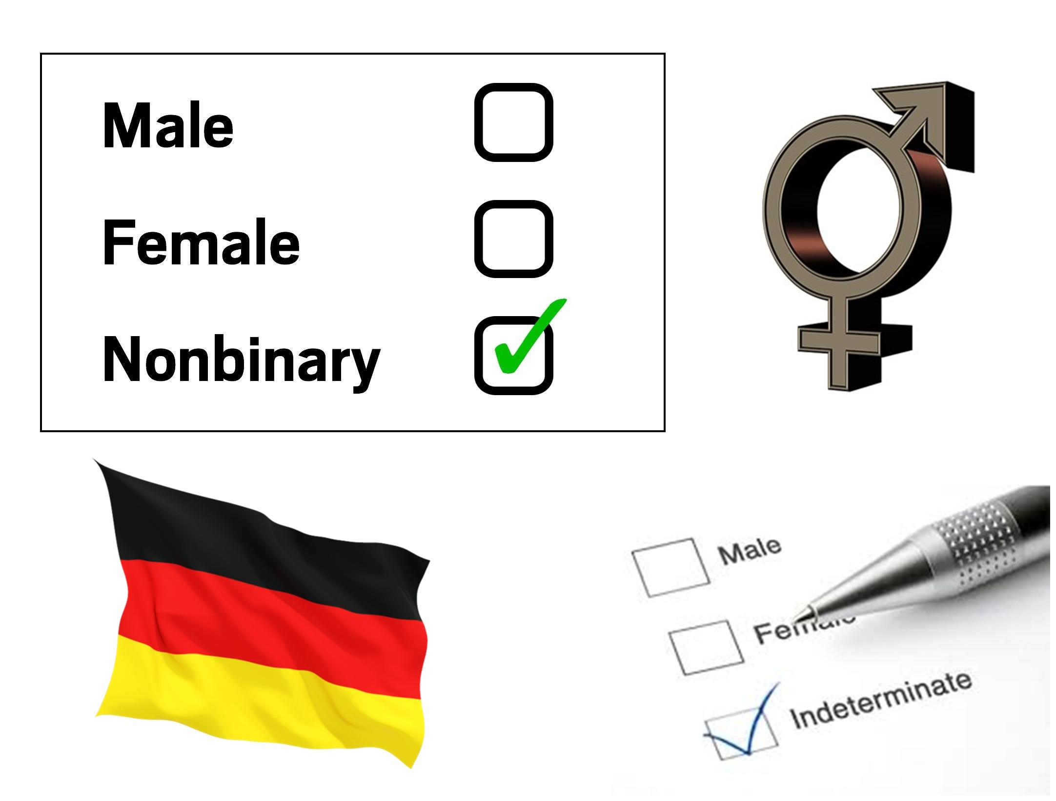 """Германия първа в Европа призна """"третия пол"""""""