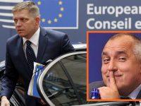 Премиерът на Словакия изкара нощна смяна във фабрика