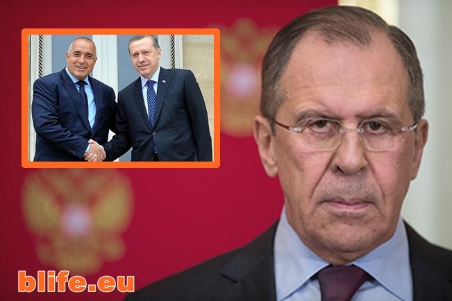 Сергей Лавров: Българските политици са готови да продадат родината си за лична изгода