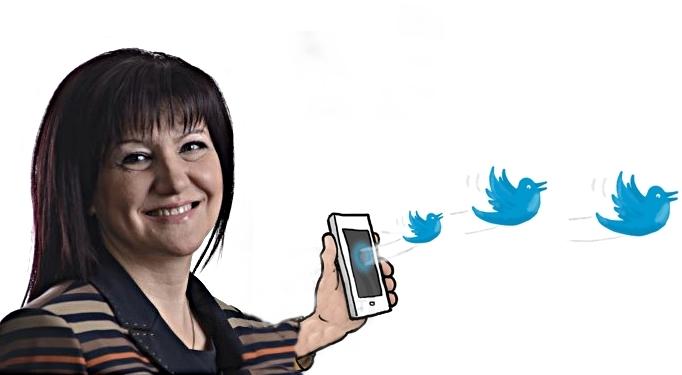 Цвета Караянчева: НС влиза и в Туитър