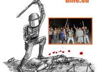 Цигани бият ченгета и какво от това?