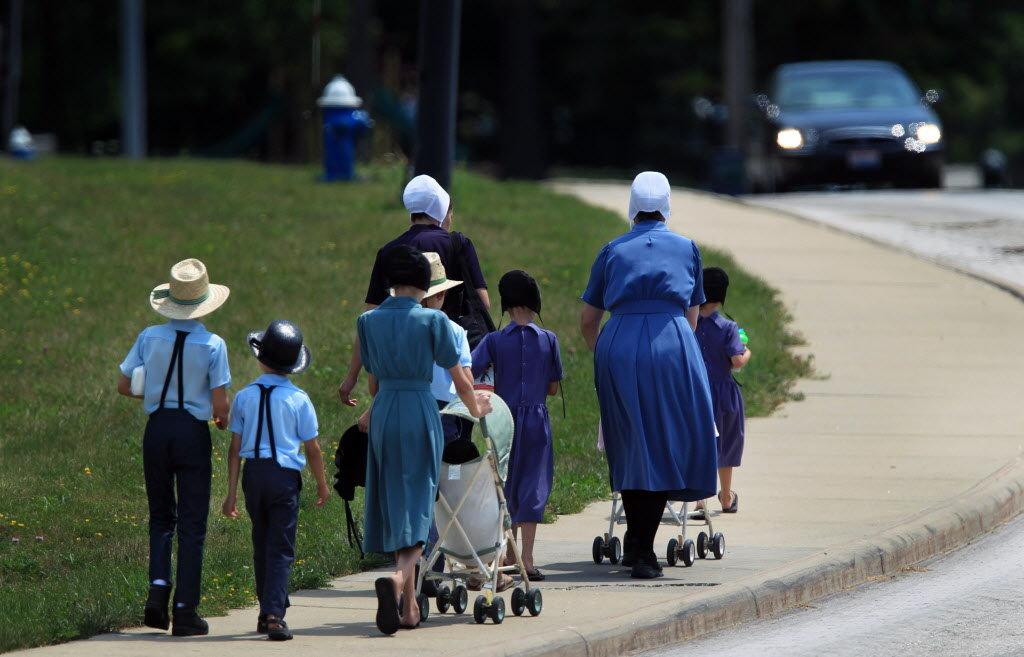 Децата на амишите не използват ваксини и не боледуват: Няма аутизъм и алергии
