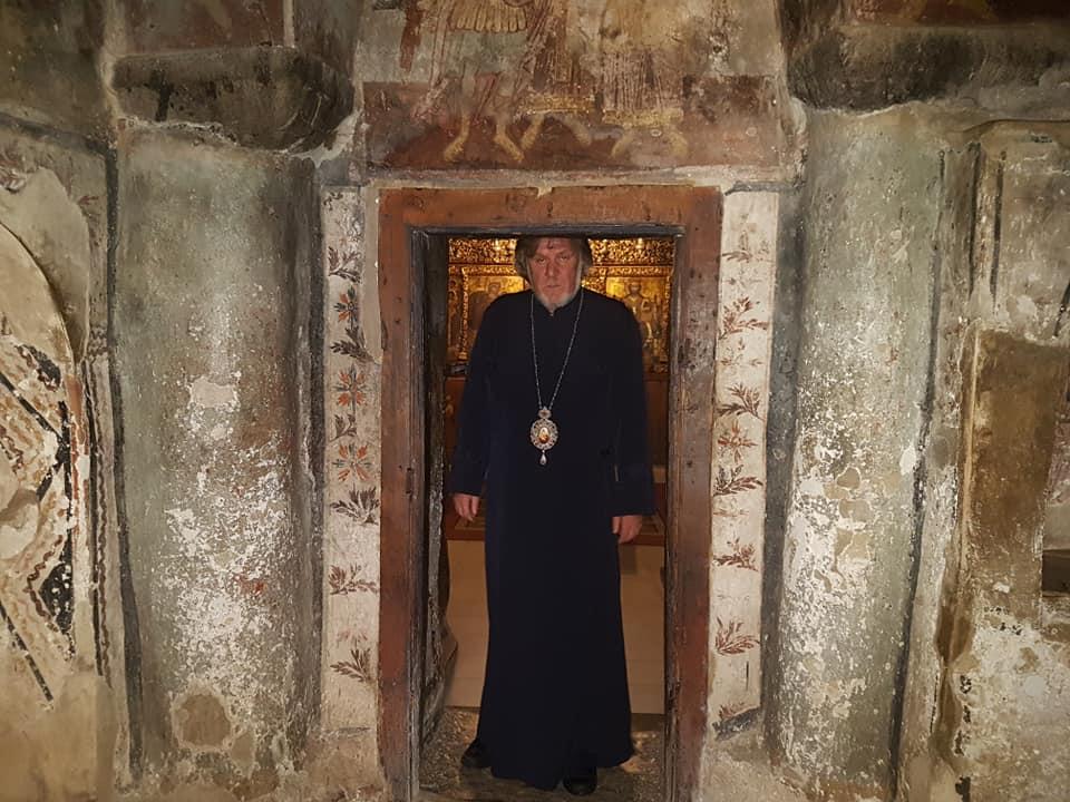 Български духовник Павел