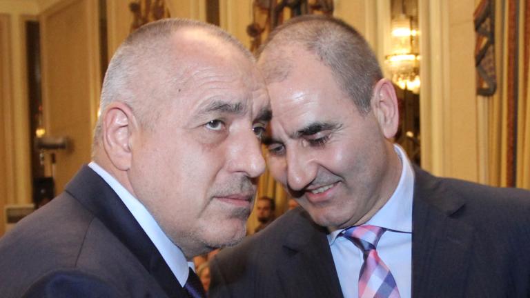 Кое е най-ценното, което откраднаха Борисов и Цветанов?
