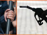 Доброто и лошото ченге на протестите +ВИДЕО