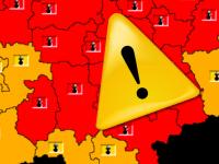 Код Червено в цялата страна! Политическият грип обхваща цялата страна !
