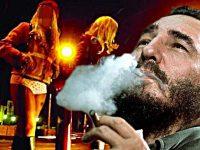 Фидел Кастро в България по времето на Соца