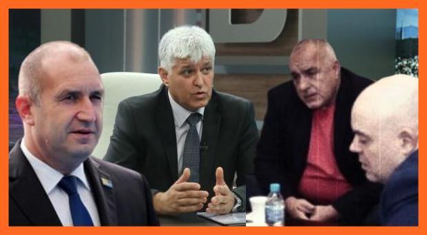 """Непослушният Радев или аферата """"Ало, Стойков съм""""!"""