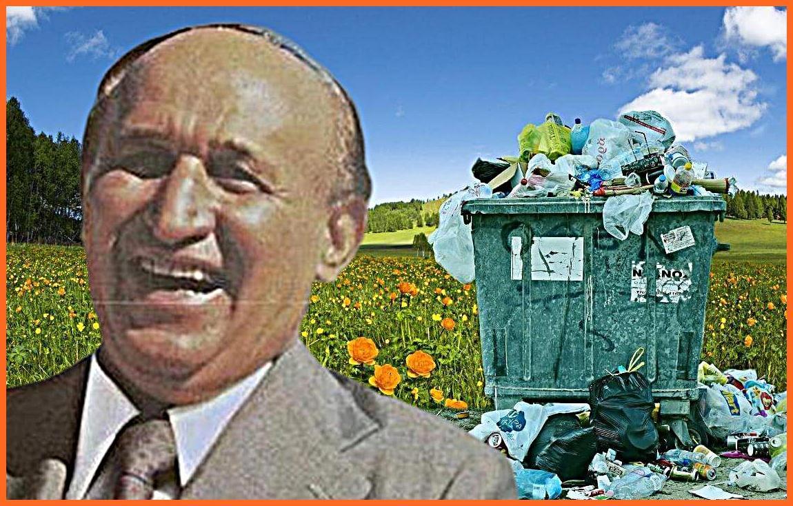 Бай Тошо: Преди 89-та година България беше Швейцария на Балканите сега от боклуци се превръща в рай за клошарите!