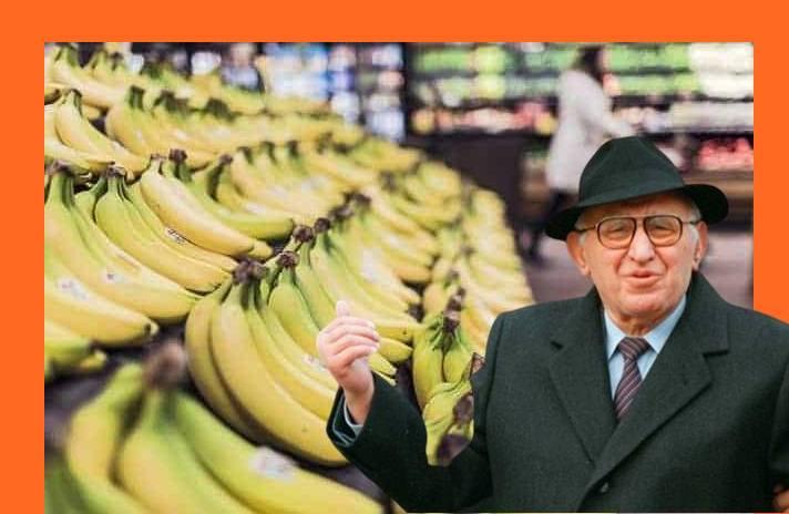 Бай Тошо: Отядохте ли си на банани?
