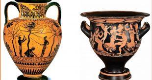 Стефан Пройнов: Древните гръцките съдове