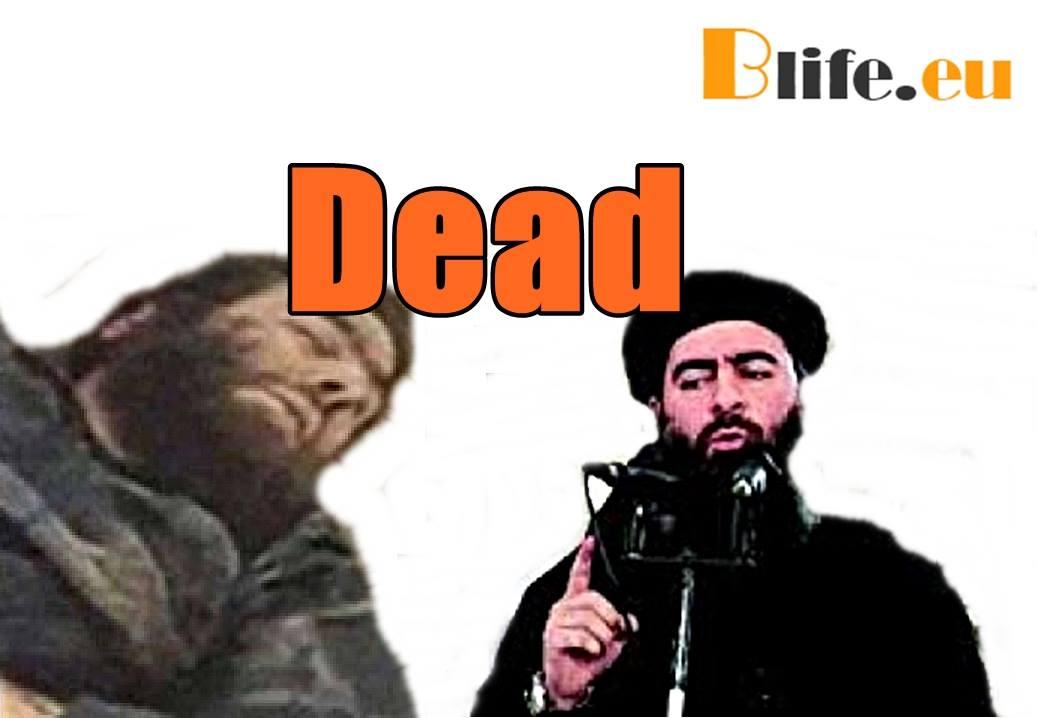 """Сензационен слух: Лидерът на """"Ислямска държава"""" умрял от раните!"""
