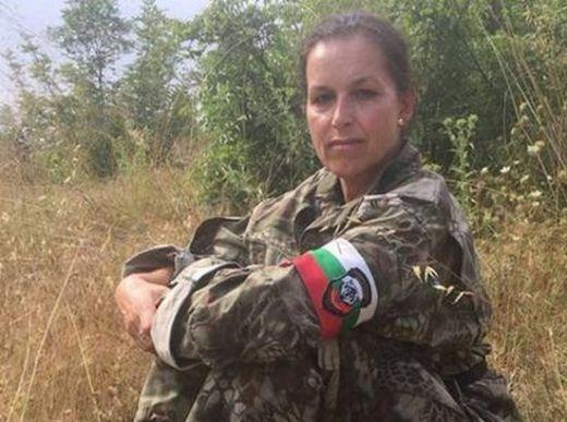 """Германската националистка Татяна Фестерлинг покани български """"ловци на бежанци"""" в Германия"""